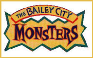 Bailey City Monsters Logo