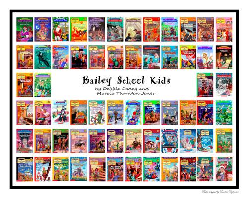 Bailey School Kids poster
