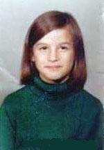 Debbie in fourth grade