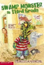 Swamp Monster in Third Grade series