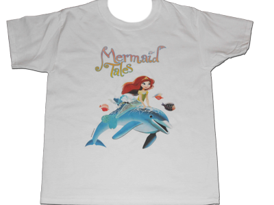 Mermaid Tales T-shirt
