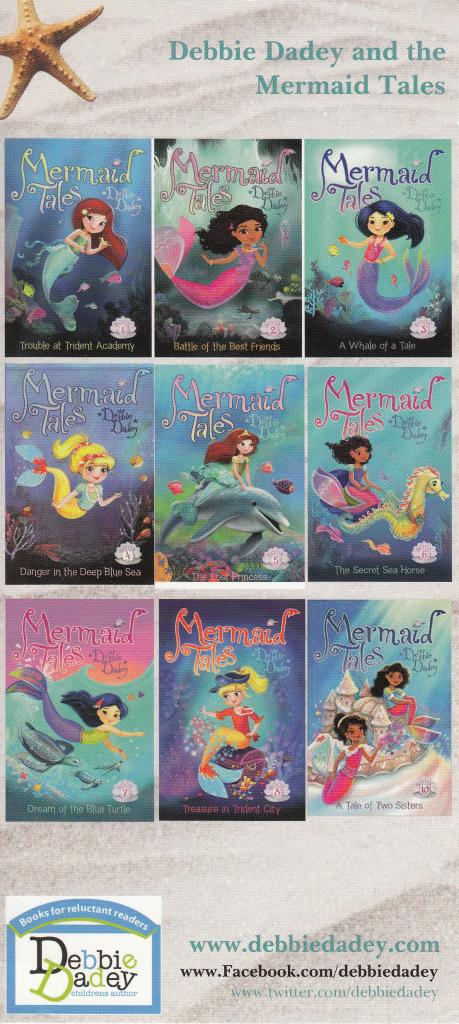 Mermaid Tales 1-12