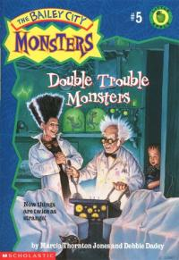 Double Trouble Monsters
