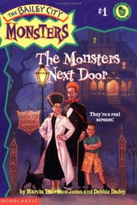 The Monsters Next Door
