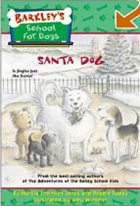 Santa Dog book cover