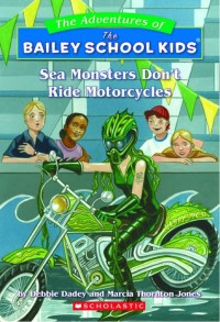 Sea Monster book