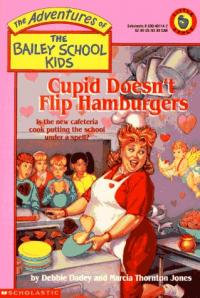 Cupid Does Flip Hamburgers