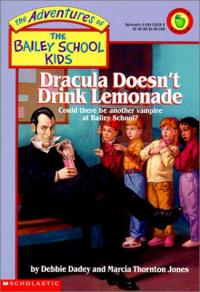 Dracula Doesn't Drink Lemonade