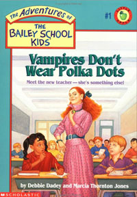 Debbie's first book