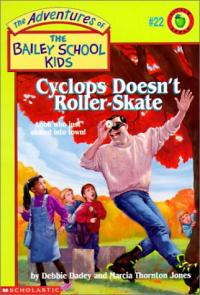 Cyclops Doesn't Roller Skate