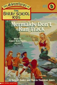 Mermaids Don't Run Track