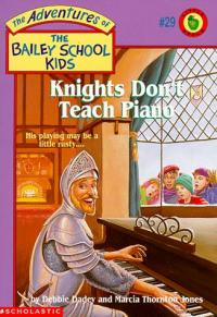 Knights Don't Teach