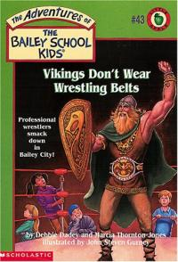 Vikings don't