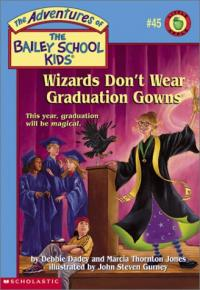 Wizards Don't Wear Graduation Gowns