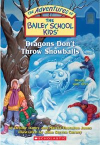 Dragons Don't Thorw Snowballs