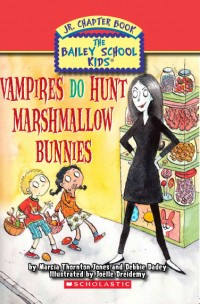 Vampires Do Hunt Marshmallow Bunnies