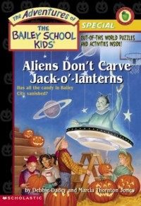 Aliens Don't Carve Jack-o-lanterns
