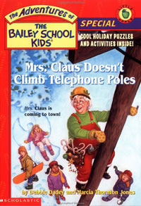 Mrs. Claus book