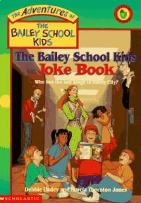 Bailey School Kids Joke Book