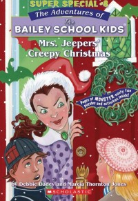 Mrs. Jeepers Creepy Christmas