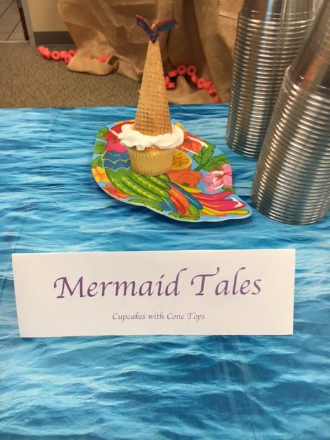 King library Mermaid Party this Sat at 11:00