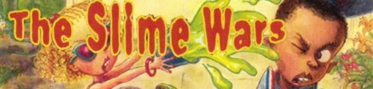 The Slime Wars bookmark