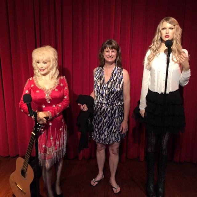 Dolly, Debbie, and Taylor Swift