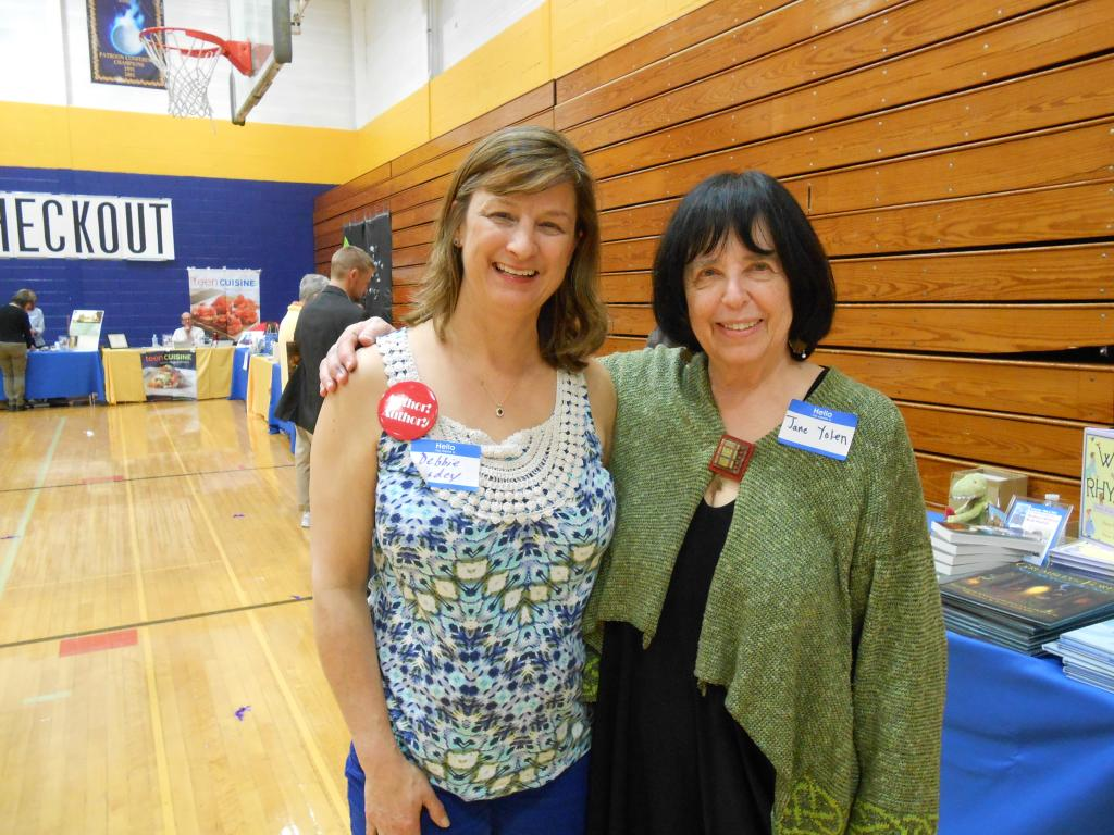 Debbie Dadey and Jane Yolen