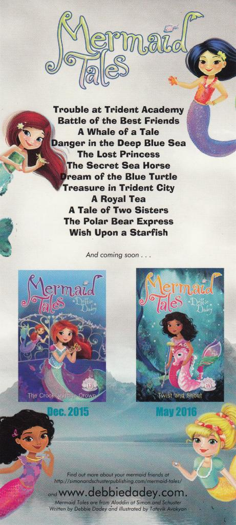Mermaid Tales 1-14 side 2