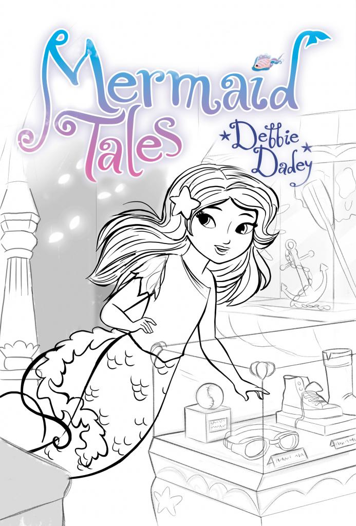 Mermaid Tales #21